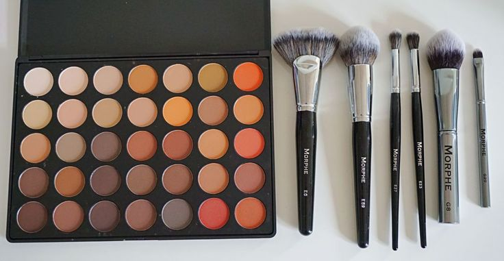 Morphe haul and review is now up! http://beautybymadsen.dk/…/morphe-35o-matte-brushes-haul-r…/