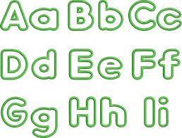 applique letter templates free ile ilgili görsel sonucu