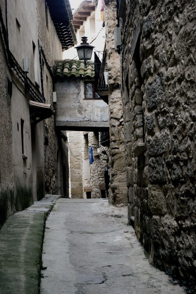 La Fresneda Teruel Spain