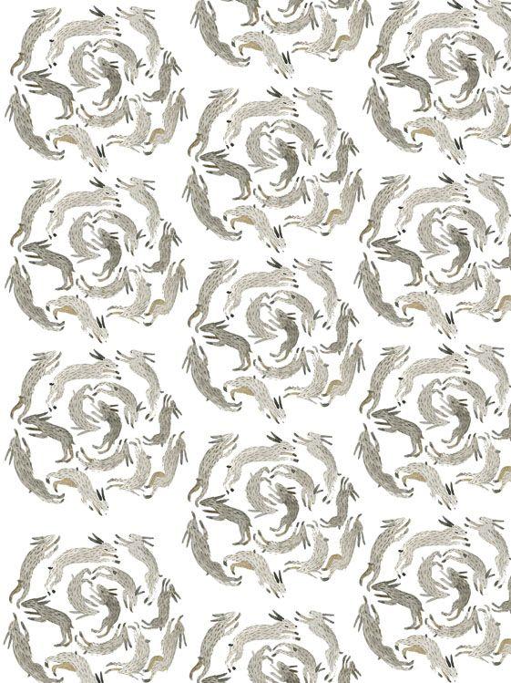 Patterns (ongoing) - Sarah Burwash
