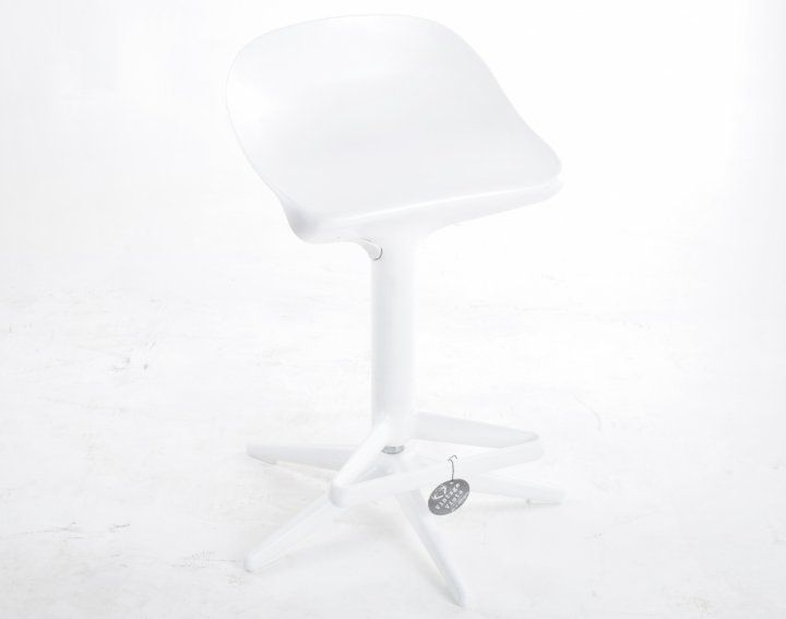 Bar Stool White | Vintage Vista