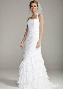 1000  images about Budget Wedding Dresses on Pinterest - Grecian ...