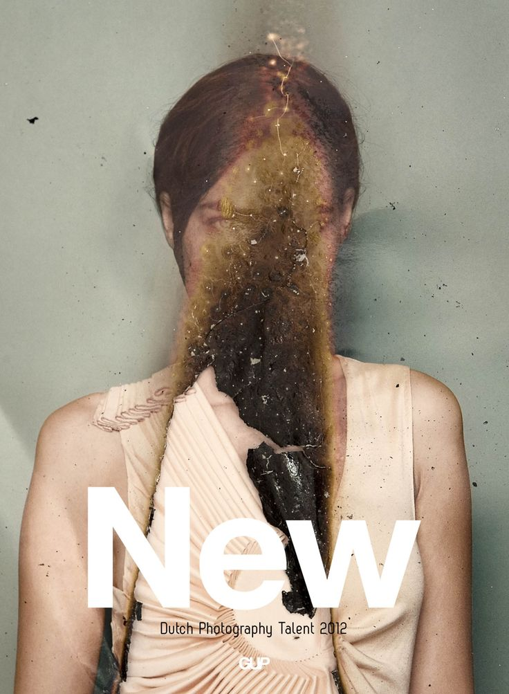 Photobook: New Dutch Photography Talent 2012 by GUP Magazine. Coverphoto by © Aukje Dekker & Aisha Zeijpveld