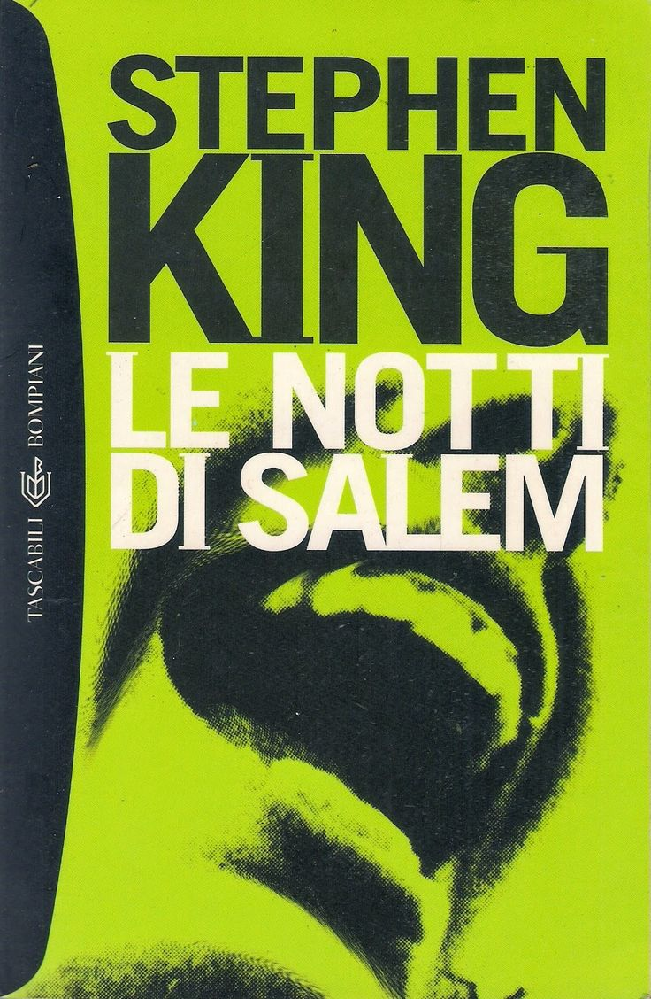 STEPHEN KING ONLY: LE NOTTI DI SALEM - 1975