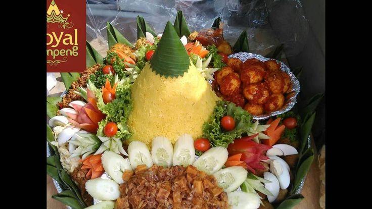 Nasi Tumpeng Pesanan Ibu Tanti di Thamrin , Jakarta Pusat   081287608239