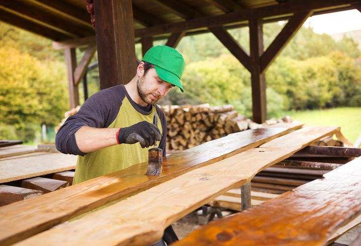 Holz lasieren #News #Holzsanierung