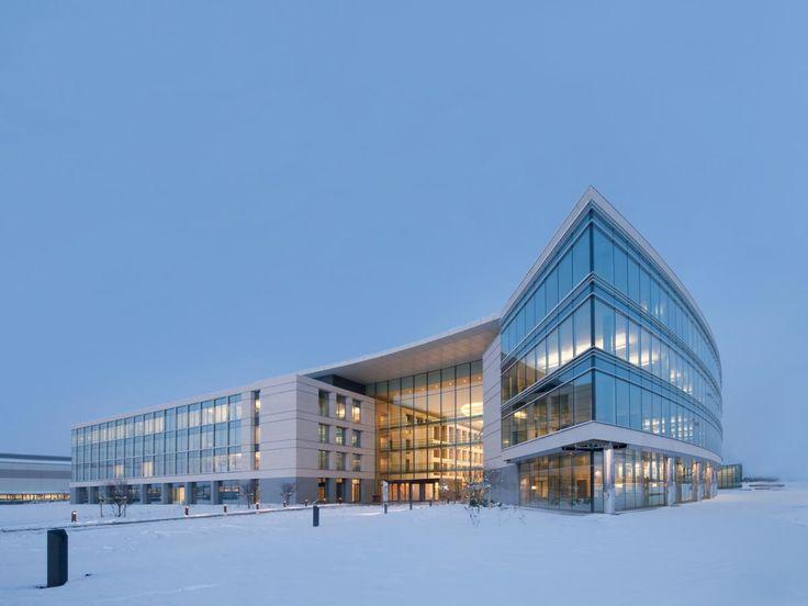 GLAXOSMITHKLINE 129 | Offices | Assar Architects