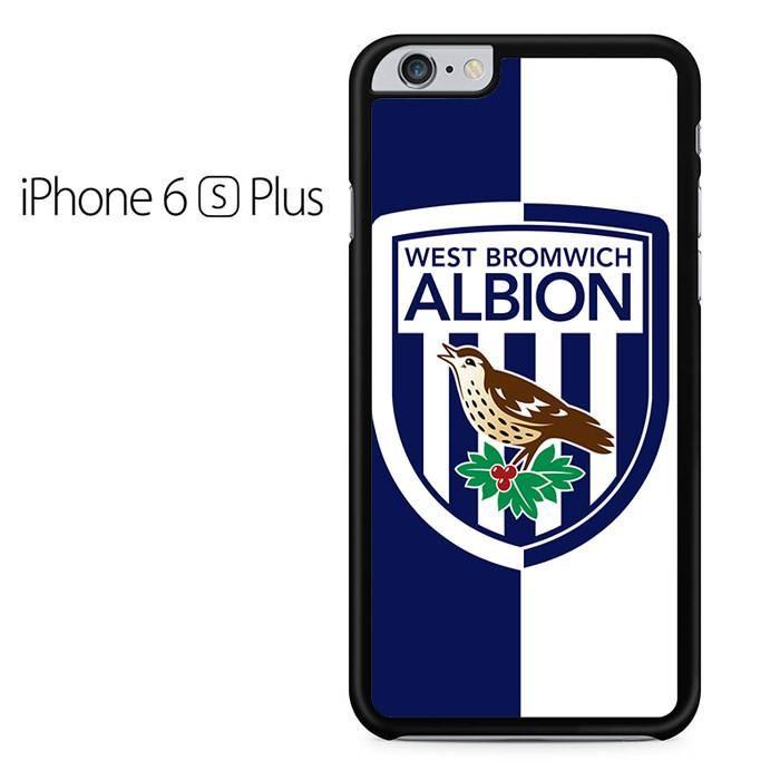 West Bromwich Albion Fc Iphone 6 Plus Iphone 6S Plus Case