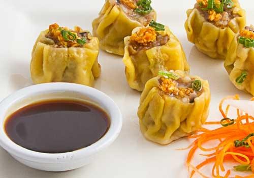 Steamed dumplings and Dumplings on Pinterest