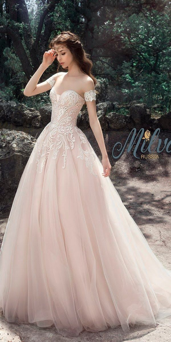 The Beauty of Wedding — Milva Bridal Wedding Dresses 2017 Tamira /...