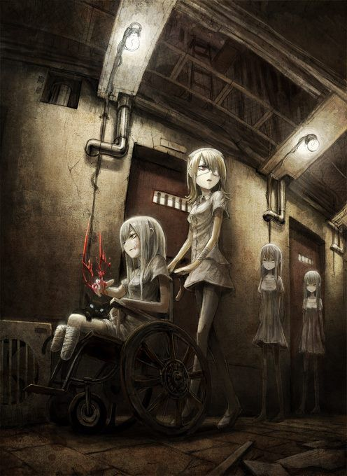 Dark Anime Images: Inspiration