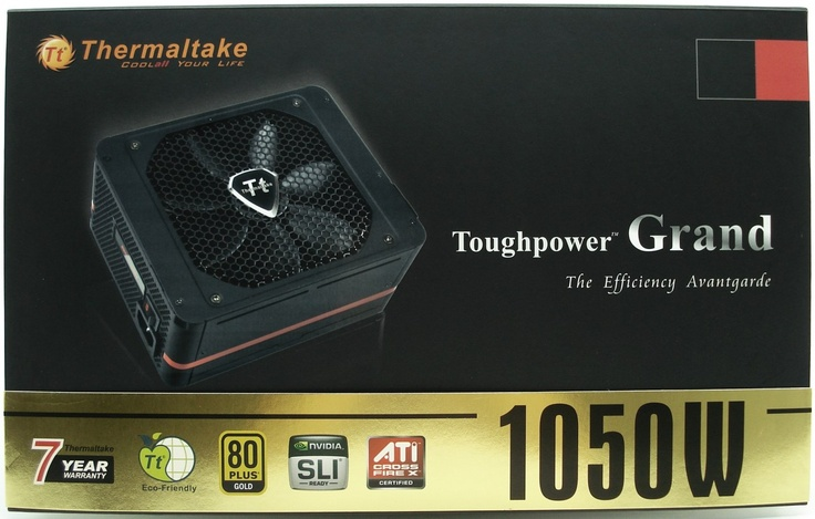 Thermaltake ToughPower Guard 80 gold Power Supply
