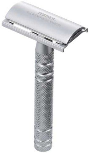 Let's Look at Feather Safety Razors http://www.apennyshaved.com/lets-look-at-feather-safety-razors/ One of the few downsides of making the switch to wet shaving is the big money sink that goes into the safety razor – if you really want to get a good one, you have to shell out some serious dough. Sure, you end up saving a lot of money in the long run with how cheap razor blades are nowadays, but that initial money sink can get kind of daunting.