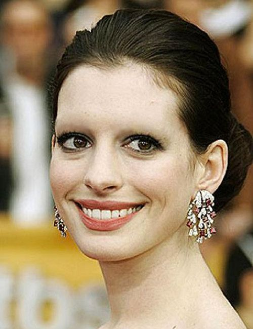 Worst Makeup Worn By Hollywood Celebrities Adorable She: Bad Eyebrows, Funny Eyebrows, Bad Makeup, Worst Eyebrows