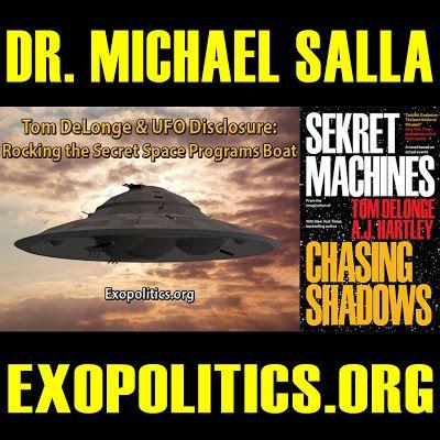 Tom DeLonge & UFO Disclosure: Rocking the Secret Space Programs Boat Part 1 | Stillness