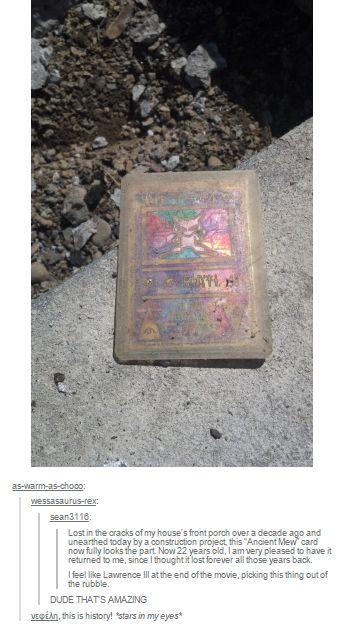 The Legendary Card