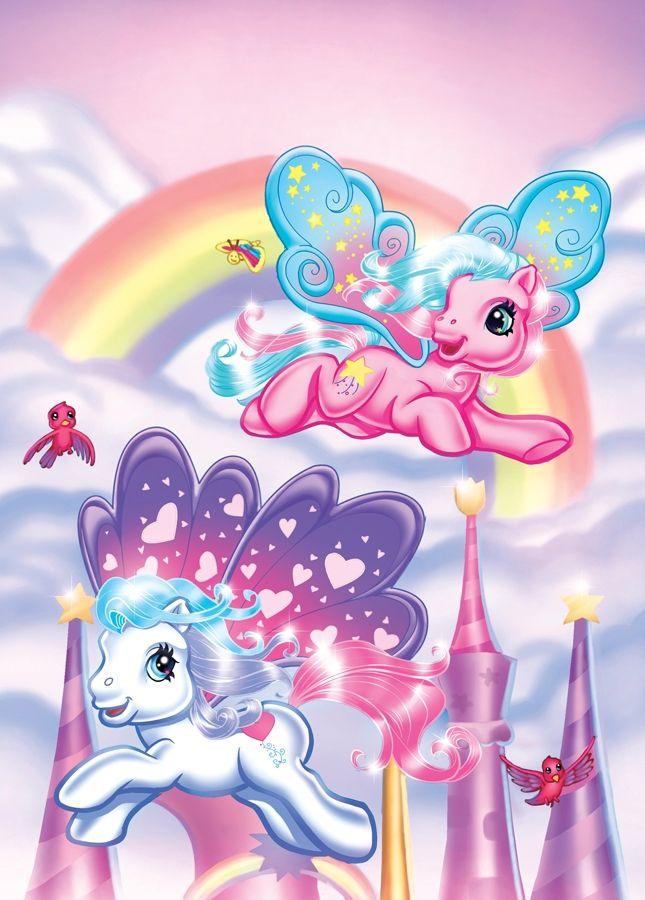 My Little Pony DVD Cover by Nei Ruffino / ToolKitten