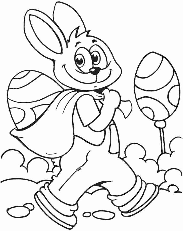 Spring Coloring Pages For Boys Lovely Easter Bunny Coloring Sheets Printable For Girls Boys In 2020 Spring Coloring Pages Easter Bunny Colouring Bunny Coloring Pages