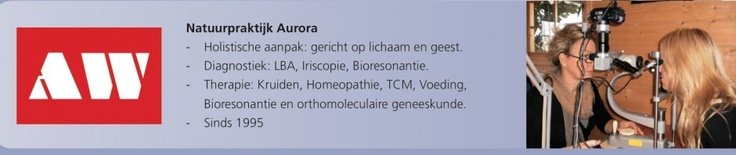 De humoraal diagnostiek | Natuurpraktijk AURORA  http://natuurpraktijkaurora.com/therapie/de-humoraal-diagnostiek/