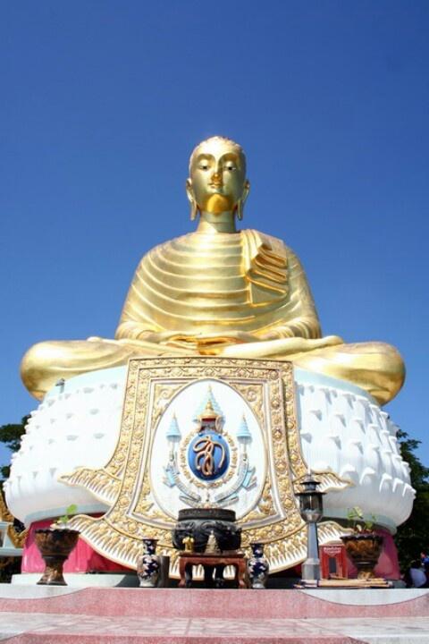 Big Bhuda Phramahathat Jedi Pakdeeprakard @ Bankrut Prachuap Khiri Khan - Ban Krut on the Sunrise Coast of Thailand