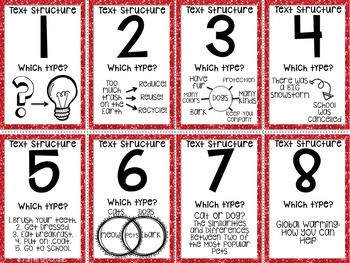 17 best ideas about Text Structures on Pinterest   Sequencing ...