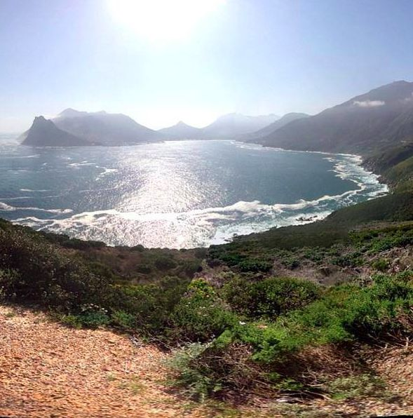 A view to die for - found along the coastal drive of Chapman's Peak, Cape Town.