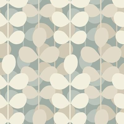 The Wallpaper Company - 20.5 In. W Multi Color Large Modern Multicolor Leaf Stripe Wallpaper - WC1281989 - Home Depot Canada    For the back of the closet/office space