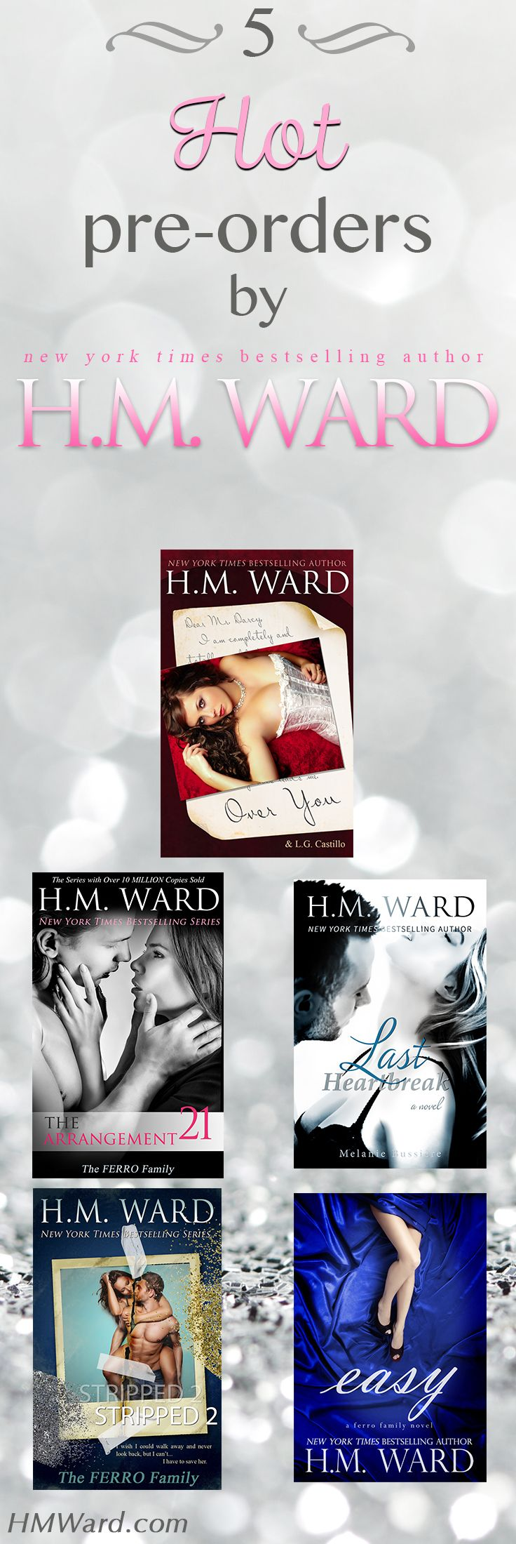 H.M. Ward's Blog | New York Times Bestselling Author