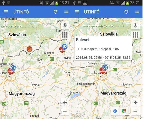 RUTIN Tech: Pontos közlekedési információkat szeretne, azonnal? A rendőrök új appja telitalálat - HVG.hu