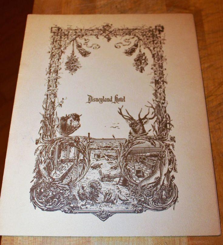 1982 Program Order of The White Shrine of Jerusalem Disneyland Hotel Anaheim CA