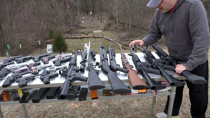 Vivir el Sueño de Disparar Armas de Fuego