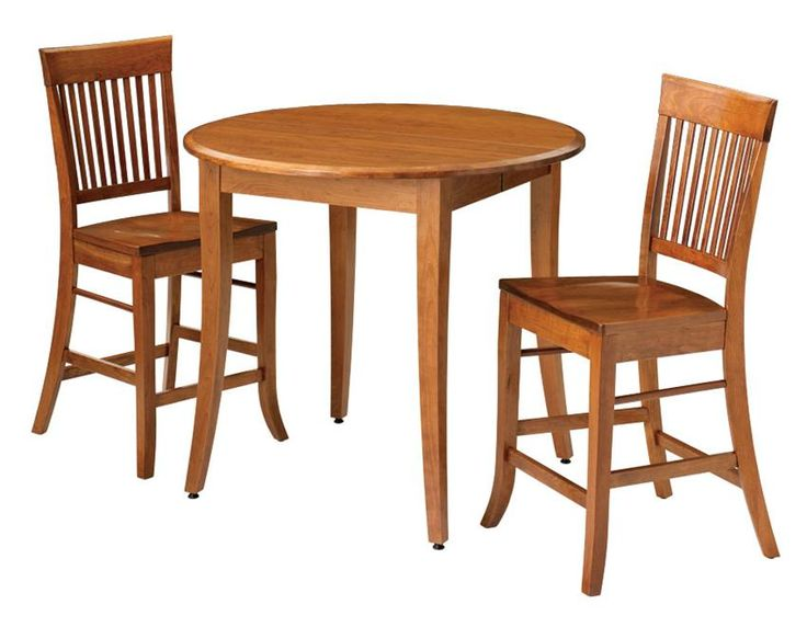 Amish Madison Extension Gathering Pub Table   Keystone Collection