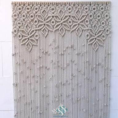 Resultado de imagem para cortinas de macrame