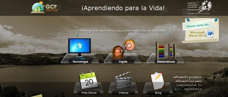 """Aprenda gratis"" - portal de enseñanza gratuito"