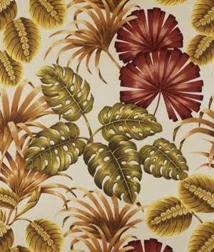Robert Allen @ Home Robert Allen Botany Bay Plantation Fabric - $28.61 | onlinefabricstore.net