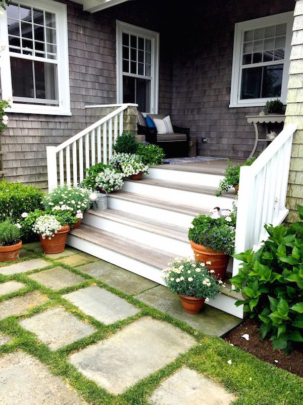 Porch Vs Deck Which Is The More Befitting For Your Home: 17 Best Ideas About Nantucket Decor On Pinterest