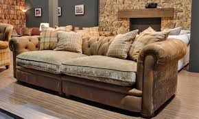 Leather sofas UK never kept the allergy materials as the fabric sofas because leather never gives space to the dust and mites that can create allergy easily. Leather sofas UK never creates any disease for the house they are more securing for your family.
