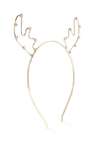 17 best images about cute creative and crazy christmas for Reindeer antlers headband craft