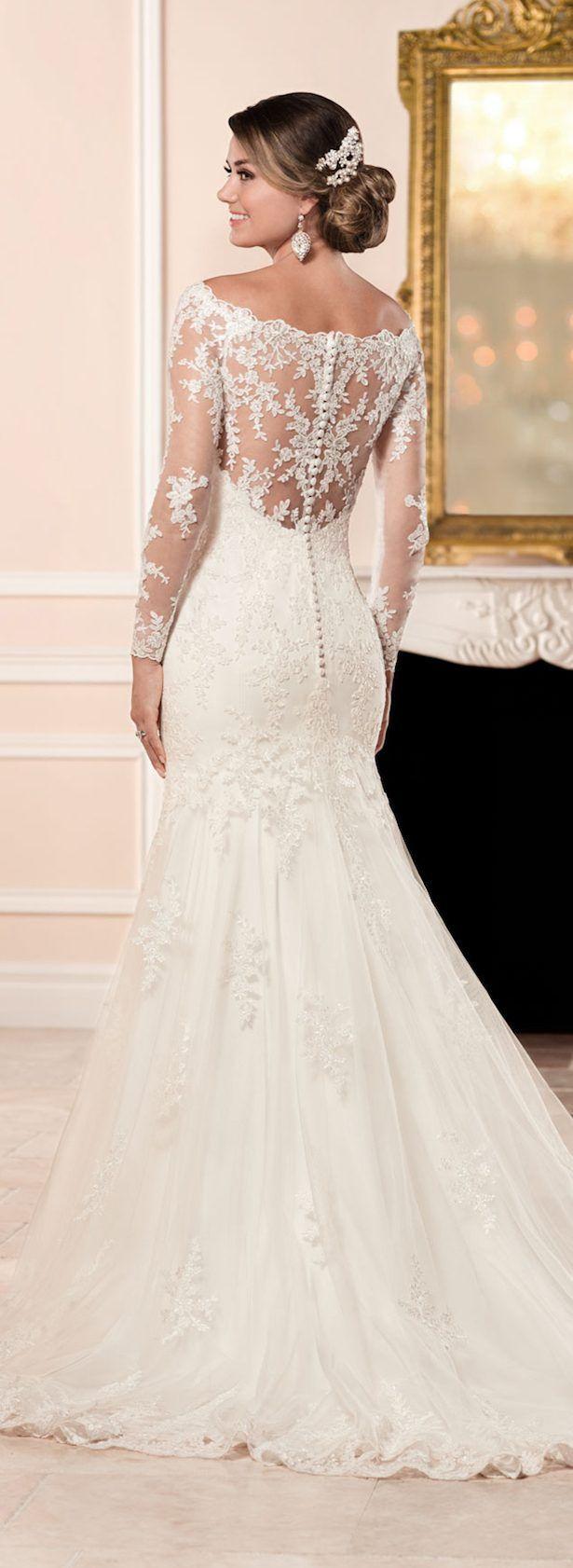 2017 best wedding dresses images on pinterest short for Stella york wedding dresses near me