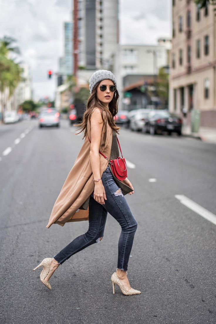 """""""The Perfect Fall Vest 