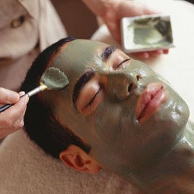Give him the gift of an Aveda Spa Experience. MEN can also reap the benefits of an Aveda Facial