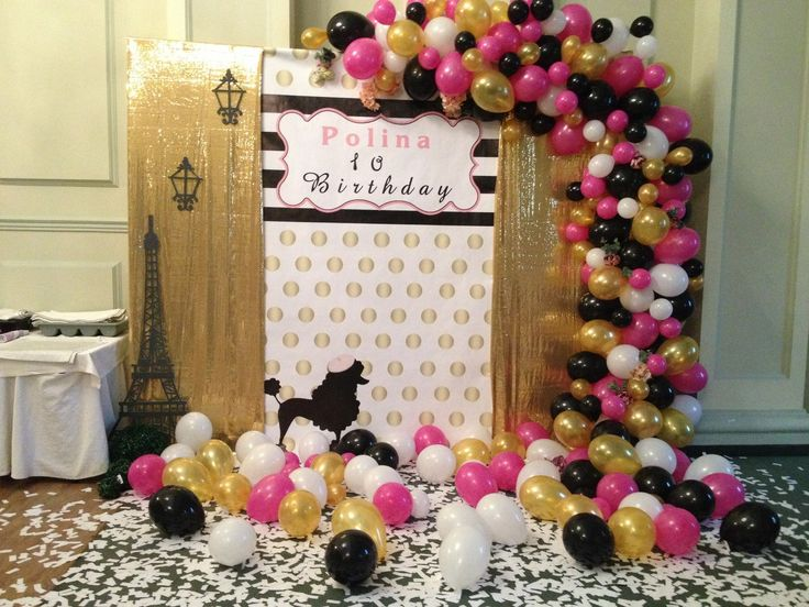 298 best images about balloons decoration on pinterest for Balloon backdrop decoration