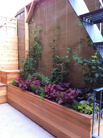 20 best images about ma belle petite cour on pinterest for Amenager jardin 10m2
