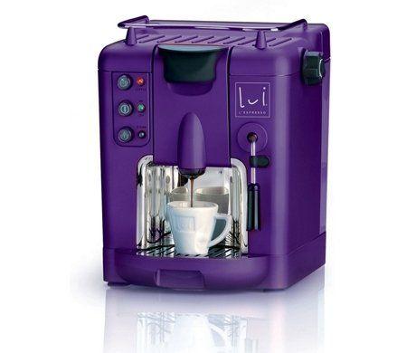 Purple Coffee Maker | Big or Mini, Purple, Orange, Red or Green Coffee Maker