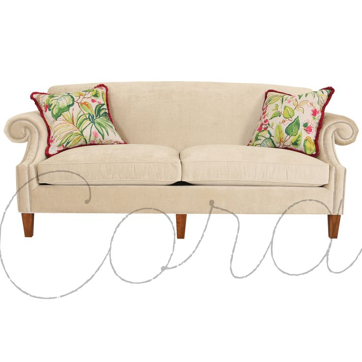 Introducing The New Cora Sofa, By Norwalk Furniture.