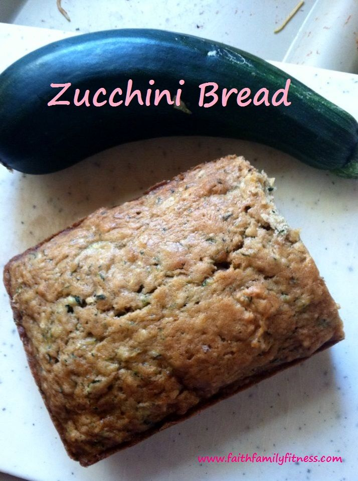 zucchini bread | Cakes, loaves and breads | Pinterest