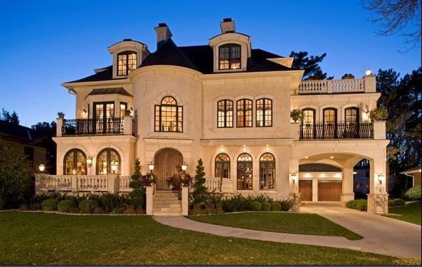 Fachadas Casas Modernas: Fachadas de casas estilo californiano