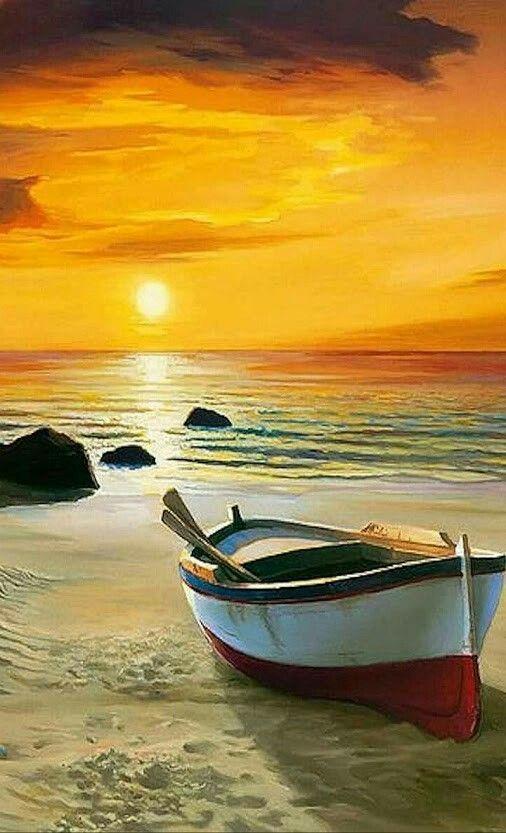 Sonne und Meer … könnten da sein, ohne zu blinzeln und die Schönheit meines Herrn zu sehen – Hans Werner Sprathoff