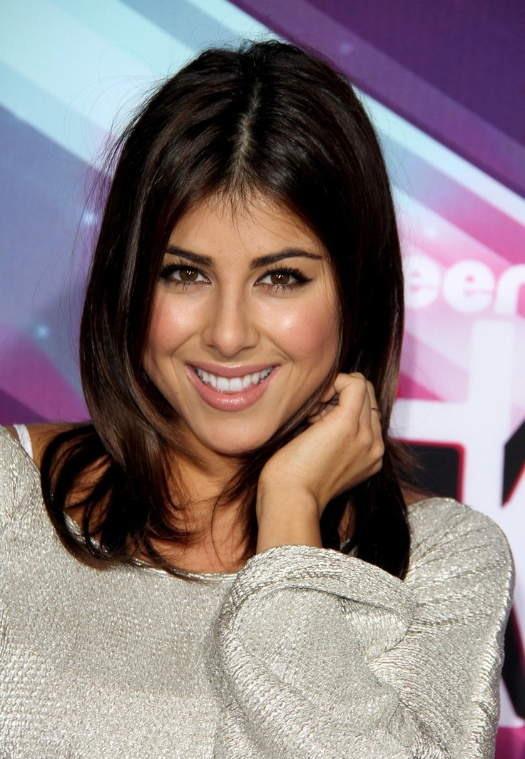 Daniella Monet - TeenNick HALO Awards 2012