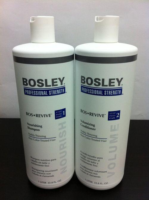 Bosley Bos Revive Shampoo